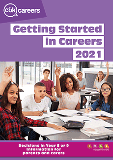 Getting Started in Careers 2021